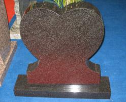 Granite G654 Gravestone