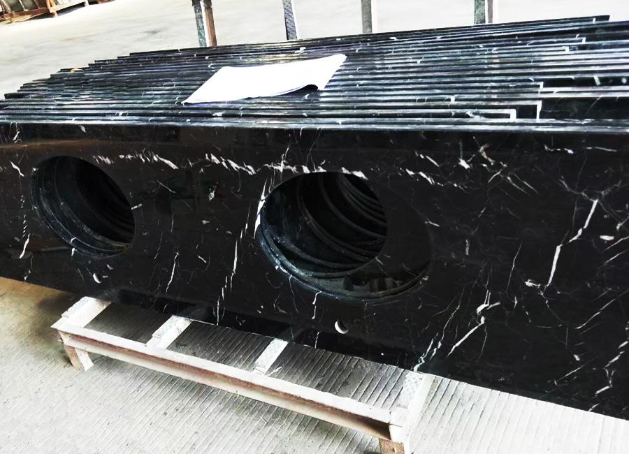 Black Marble Vanity Tops