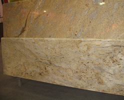 River Yellow Granite Countertops