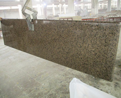 Prefab Countertops - Tropical Brown Granite Countertops
