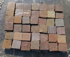 Multicolor Sandstone Cobble Stones