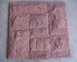 Red Sandstone Paving Stones