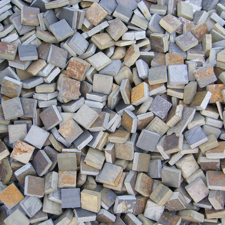 Rusty Slate Paving Stones
