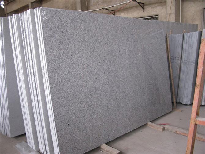 G603 Polished Granite Slabs
