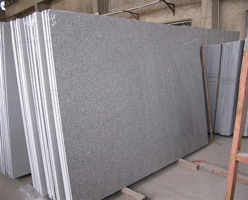G603 Polished Granite Slabs
