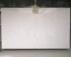 Calacatta Autumn Quartz Slab