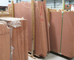 Chinese Red Sandstone Slabs