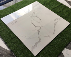 Cararra White Marble Tiles