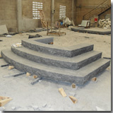 Granite G654 Stepping Block