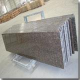 Granite Baltic Brown Countertop