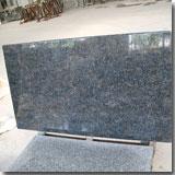 Granite Butterfly Blue Countertop