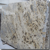 Granite Brazil Tiger Yellow Slab