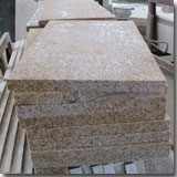 Granite G682 Flamed Tiles