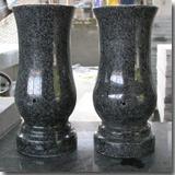 Granite G654 Vase