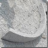 Granite G603 Curved Kerb