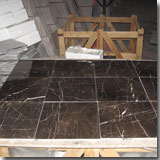 China Coffee Marble Tiles