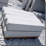 Granite Bushhammered Palisade