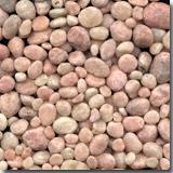Machine-Made Pink Pebblestone