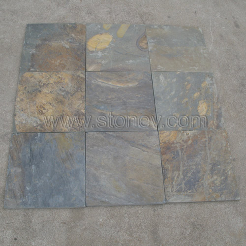 Rusty Slate Tile Chinese Tiles