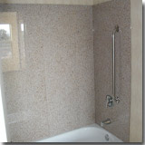 Granite G682 Bathtub Panel