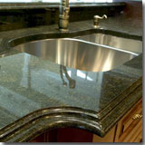 Installed Countertops View