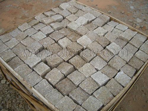 Granite Cubestone