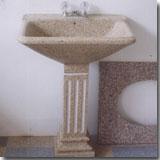 G682 Pedestal Vanity Top