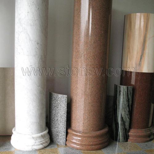 Granite Columns