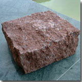 Dayangred Cube Stone
